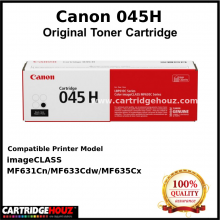 (Optional Color ) [ GENUINE ] Canon Cartridge 045H (2.8K) toner For imageCLASS MF631Cn/MF633Cdw/MF635Cx Printer