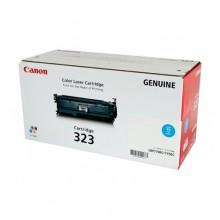 Canon Cart 323 (Cyan) (8.5K pgs) Toner For LBP-7750Cdn Printer