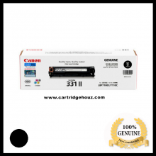 [GENUINE] Original Canon Cart 331 II (Black) (2,400 pgs) Toner For LBP-7100Cn/ LBP-7110Cw / imageCLASS MF8210Cn/ MF8280Cw/ MF621Cn/ MF628Cw