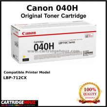 Canon Cart 040H (Yellow) (10K pgs) Toner For LBP-712Cx Printer