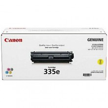 Canon Cart 335E (Yellow) (7.4K pgs) Toner For LBP841Cdn / LBP843Cx Printer