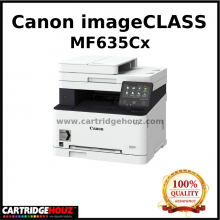 "Canon MF635Cx All-in-One Color Laser Printer (Print, Scan, Copy) with Network, WIFI, Direct Connection, 5.0"" Colour Touch LCD"