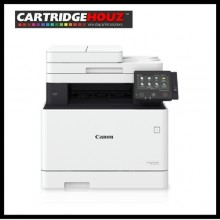 "Canon MF735Cx All-in-One Color Laser Printer (Print, Scan, Copy) with Network, WIFI, Direct Connection, NFC, 5.0"" Colour Touch LCD"