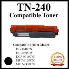 [ Color Optional ] Compatible Brother TN240 / TN-240 Toner Cartridge  for Color LaserJet DCP 9010cn / MFC 9010cn / MFC 9120cn / MFC 9125cn / MFC 9320cw / MFC 9325cw / HL 3040cn / HL 3045cn / HL 3070cw / HL 3075cw