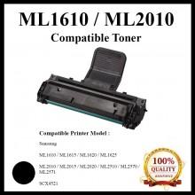 Compatible ML-1610 / ML-2010 Laser Toner For Samsung ML1610 / ML1615 / ML1620 / ML1625 / ML2010 / ML2015 / ML2020 / ML2510 / ML2570 / ML2571 / SCX4321 / SCX4521 Printer Ink