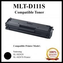 Compatible MLT-D111S (1K) Toner For Samsung SL-M2020 / SL-M2070 Printer