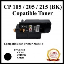 [Optional Color]Compatible Fuji Xerox CP105/CP205/CM205/215 (CT201591) Toner FOR Xerox DocuPrint CP105b, CP205, CM205b, CM205f, CP215w, CM215b, CM215fw Printer