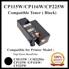 [ Optional Color ] Compatible Fuji Xerox CP115 / CP116 / CP225 Black / Cyan /  Yellow / Magenta Toner For DocuPrint CP115w, CP116w, CP225w, CM115b, CM225fw Printer