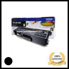 (Optional Color ) [ GENUINE ] Original Brother TN-261 / TN261 Toner For Brother HL-3150CDN / HL-3170CDW / MFC-9140CDN / MFC-9330CDW Printer