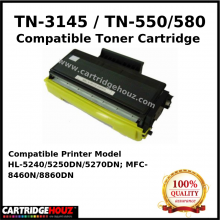Compatible Brother TN3145 / TN-3145 Toner Cartridge (TN-3145) for HL-5240/5250DN/5270DN; MFC-8460N/8860DN