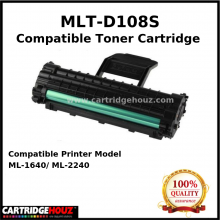 Compatible Samsung MLT-D108S (1.5K PGS) for ML-1640/ ML-2240