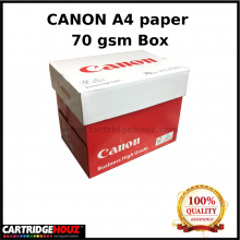 Canon A4 Business High Grade Paper 70gsm Box - 5 reams