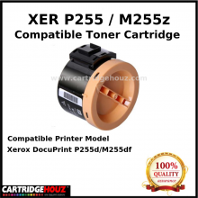 (CT201918) Compatible XER P255/M255z (2.5K PGS) (Round) for Xerox DocuPrint P255d/M255df