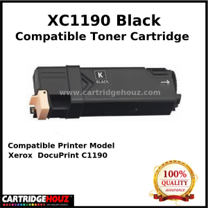 Compatible Xerox C1190 (CT201260) (Black) (3K PGS) for Xerox DocuPrint C1190