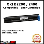 Compatible OKI B2200 / 2400 (2K PGS) for OKI B2200 / 2400