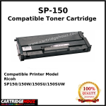 Compatible Ricoh SP-150 (2K PGS) for Ricoh SP150/150W/150SU/150SUW