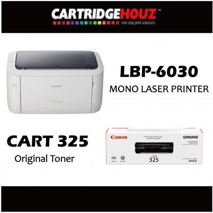 [Ready Stock] Canon LBP6030 Mono Laser / Canon CART 325 Toner