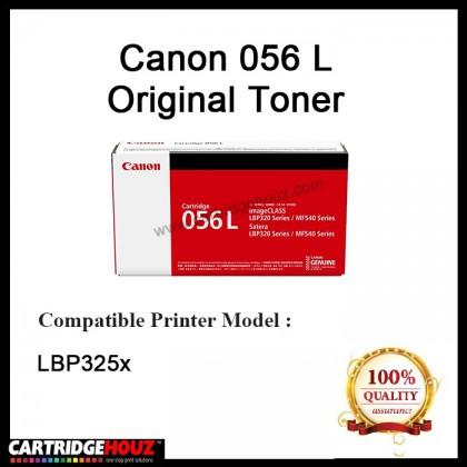 Original Canon Cart 056L Toner 5,100 Pages For LBP325x