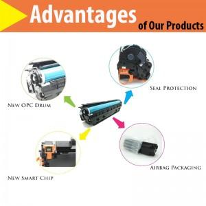 Compatible HP CE285A (85A) / CB435A (35A) / CB436A (36A) /  Canon 325 / 312 / 313 Toner Cartridge For HP LJ P1005/P1006 / P1505 / M1120 / M1522N / LJ P1102/M1130/1132/1210/M1217nfw / CANON LBP-3050 / LBP-3150 / LBP-3250 / LBP-6000/ LBP-6030