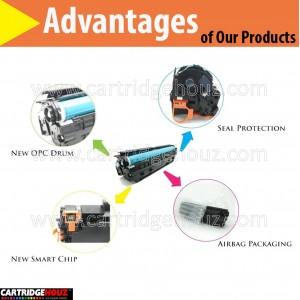 Compatible HP CF226A ( 26A ) (Black) (3.1K pgs) Laser Toner For HP LaserJet Pro M402d / M402n / M402dn / M402dw / MFP M426dw / MFP M426fdw Printer